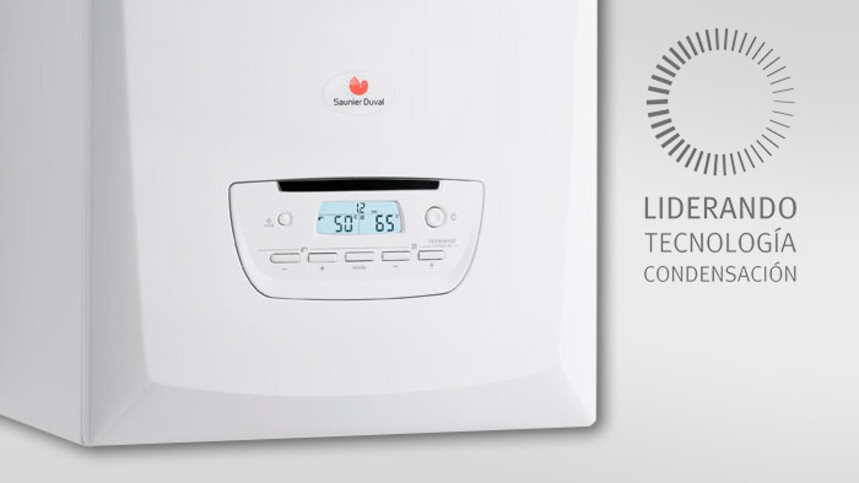 ¿Ahorran las calderas de condensación?