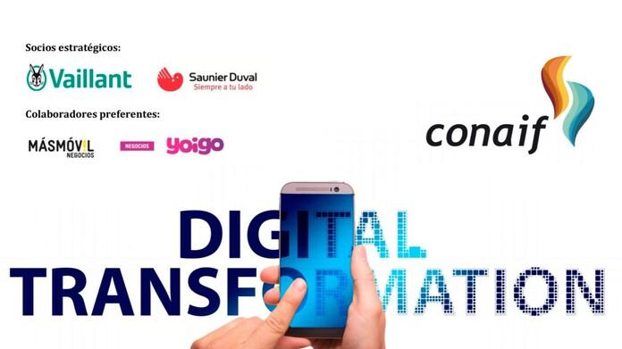 Cartel digital transformation.