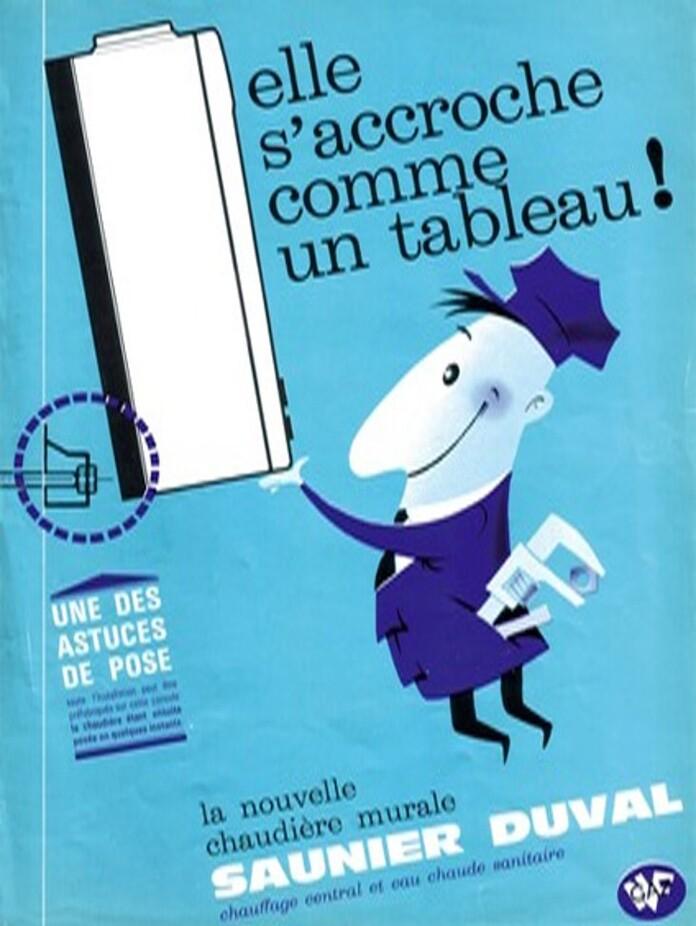 Historia de Saunier Duval 1960