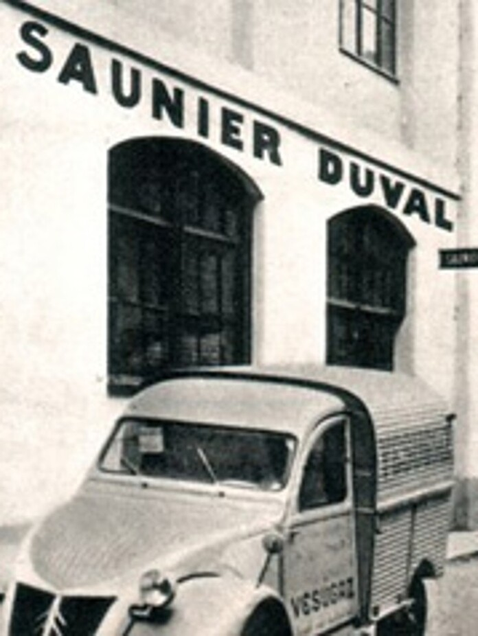 Historia Saunier Duval