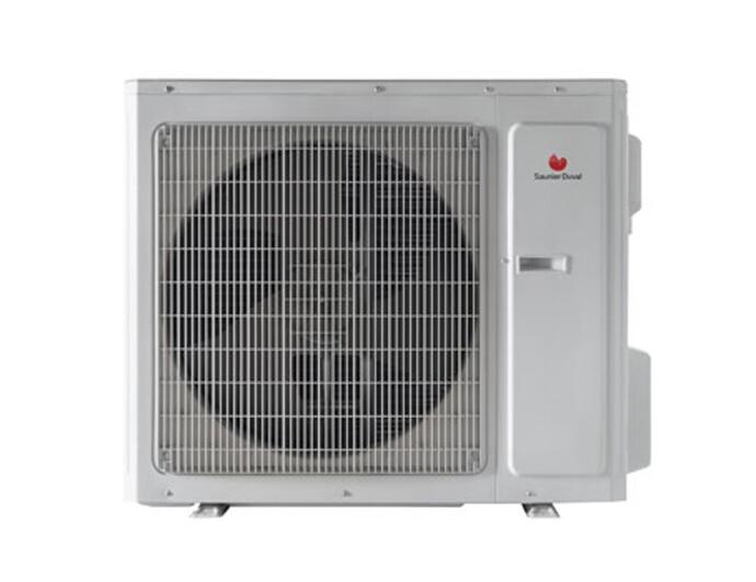 MCD sistemas VRF de Aire Acondicionado Saunier Duval
